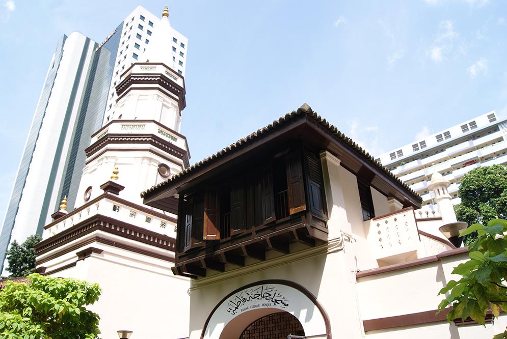 Masjid-Masjid Terindah di Singapura