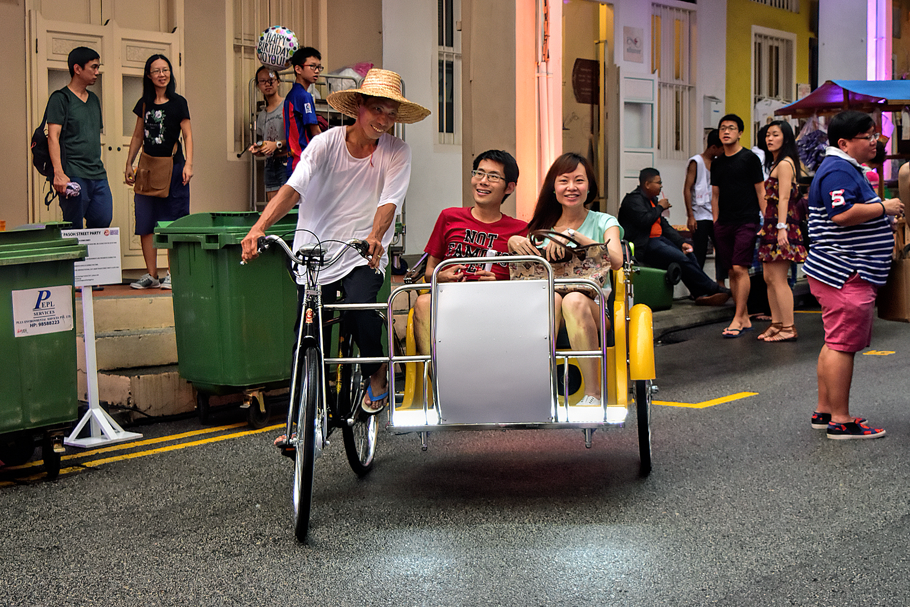 Tourist Places in Singapore