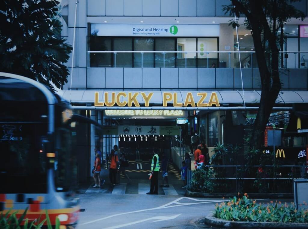 Lucky Plaza | @zaidanaqil_