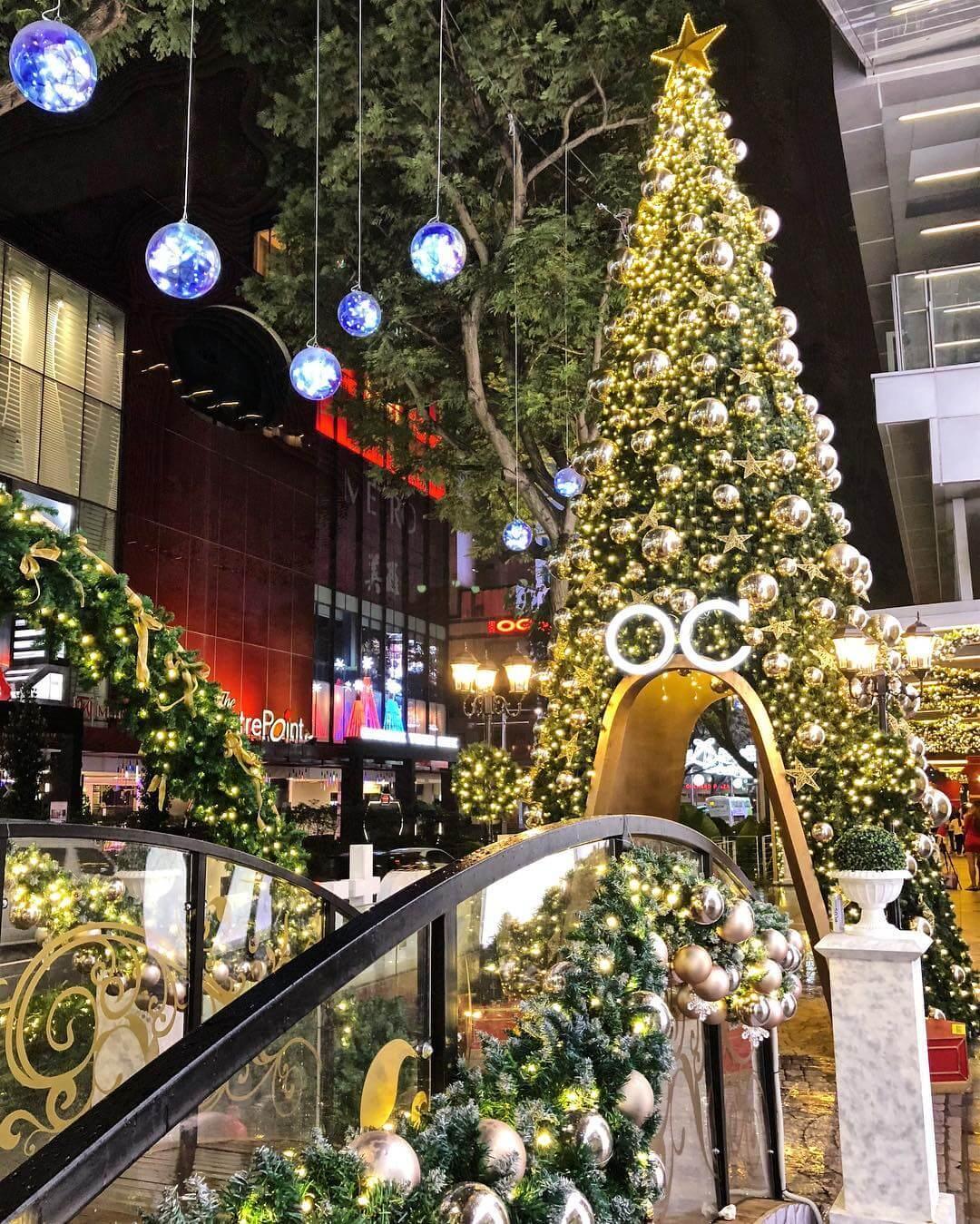 Christmas on a Great Street | @asriloca