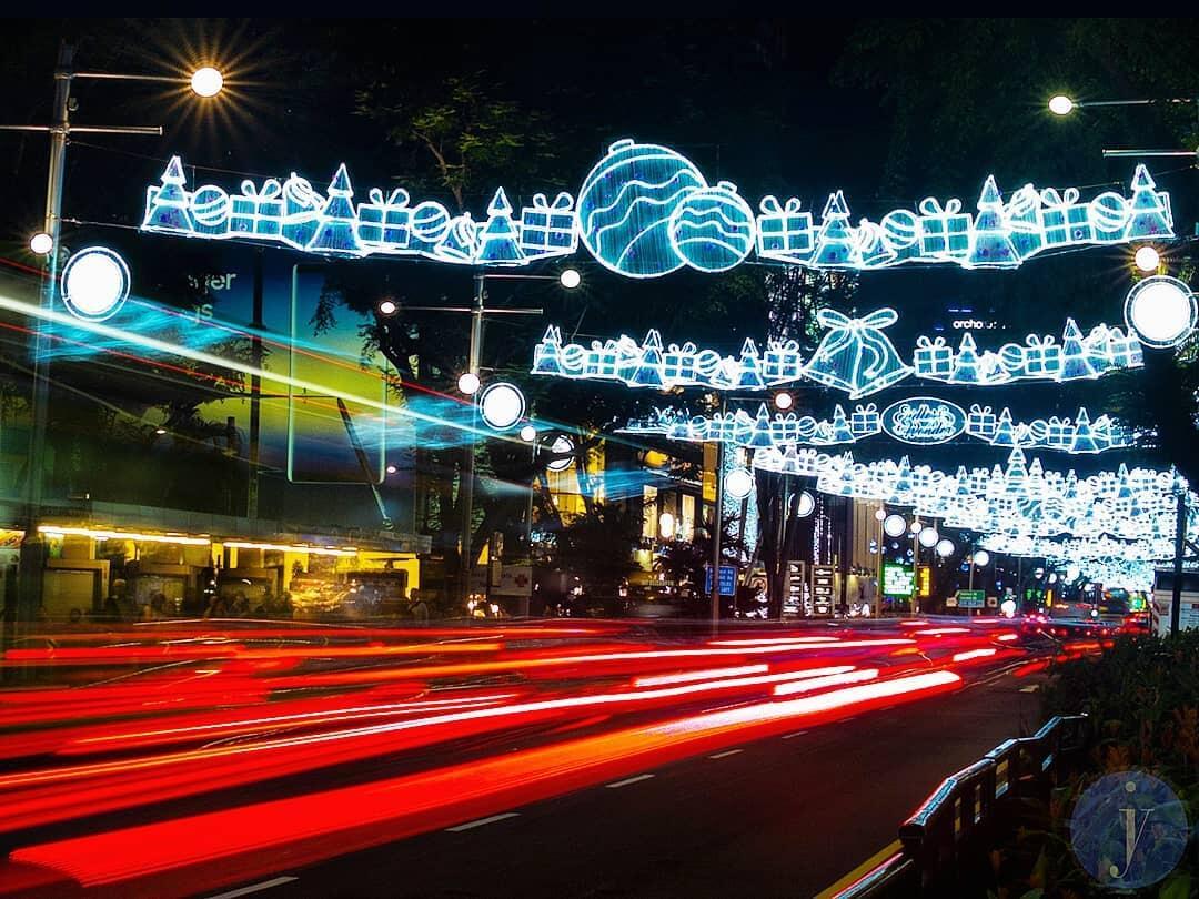 Orchard Road | @nojill