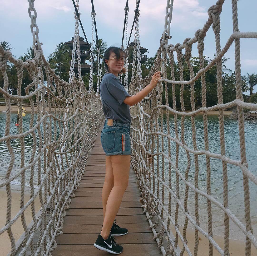 Jembatan Gantung | @laurali_kkk