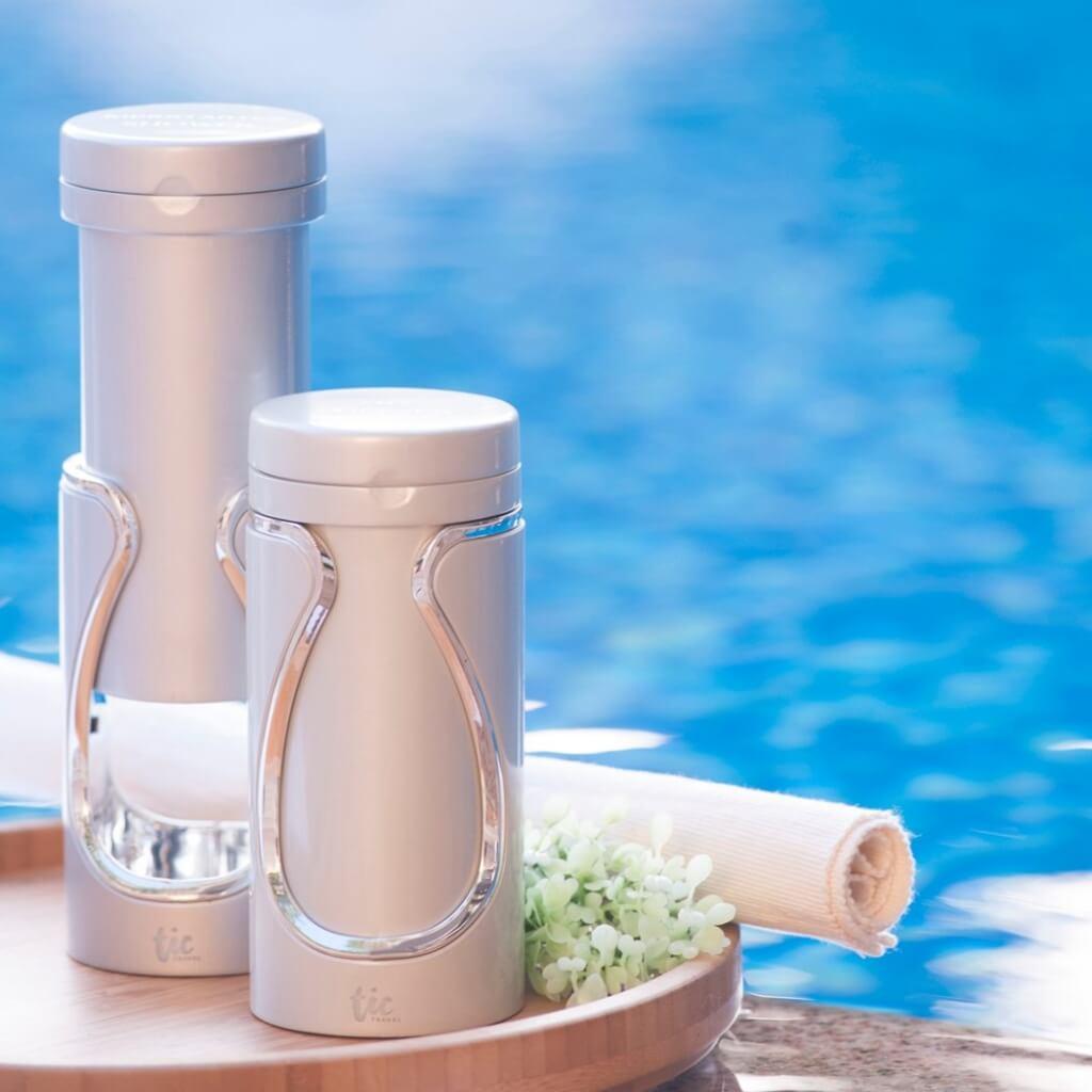 Smart Bottles for Life's Travels