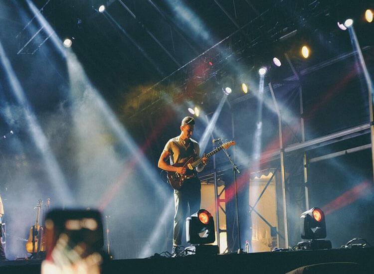 Concert in Singapore