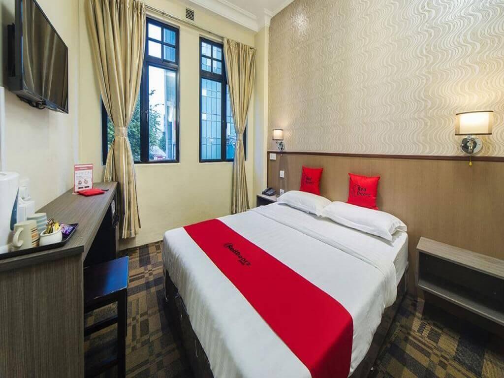 Randrooz hostel in Singapore