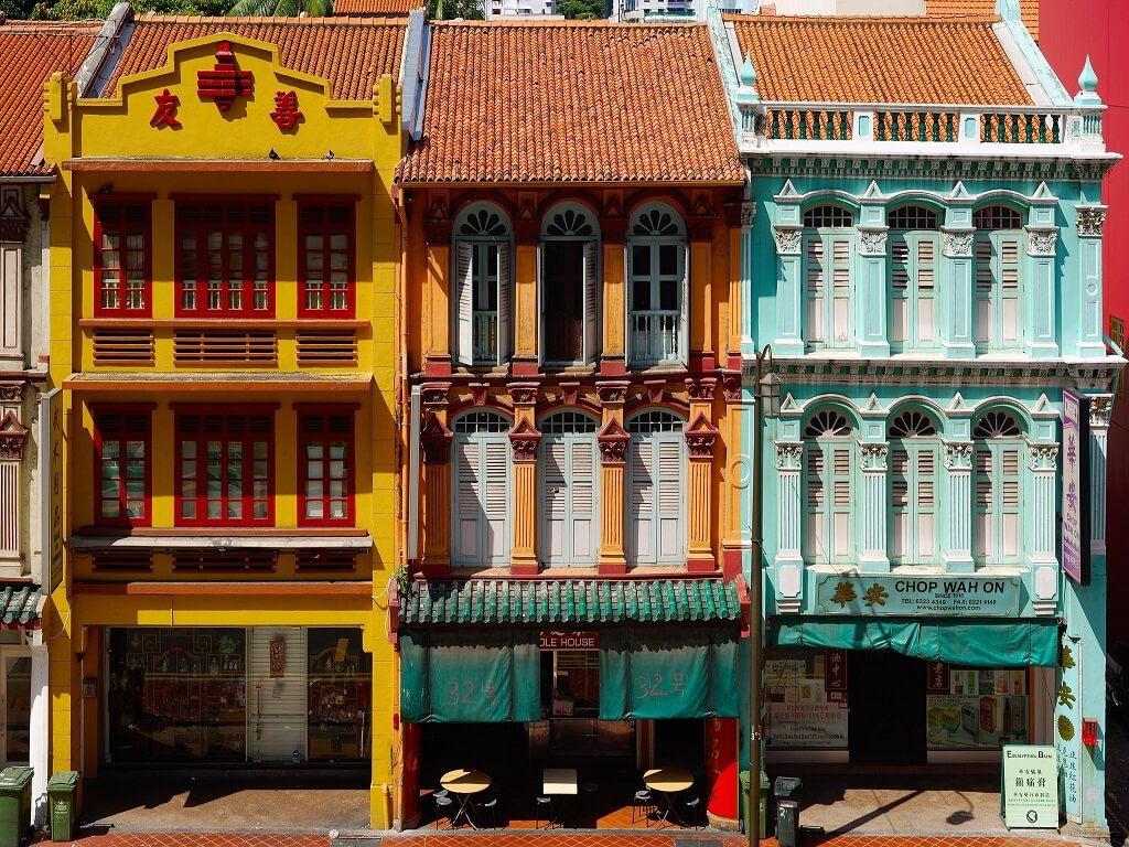 shophouse in singapore